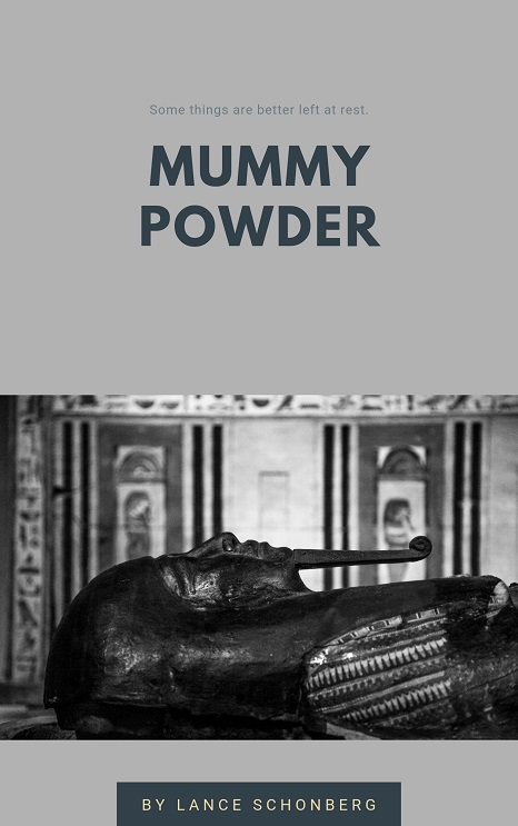 Book Cover: Mummy Powder