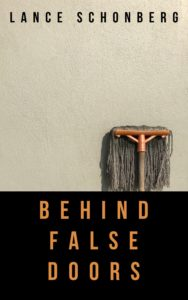 Book Cover: Behind False Doors