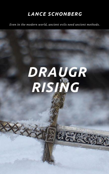 Draugr Rising Cover