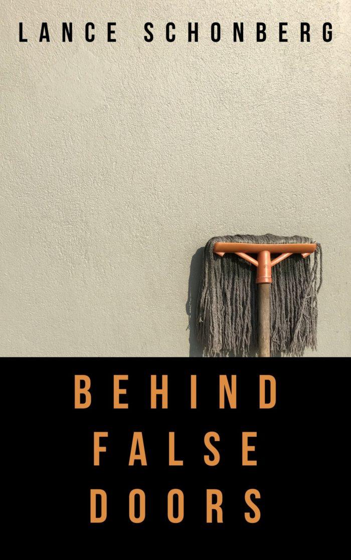 Book Cover: Behind False Doors