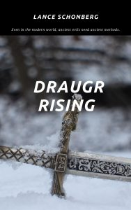 Draugr Rising Cover
